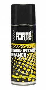 SPRAY DO KOLEKTORA SSĄCEGO DIESELA (AGR,EGR) - FORTE DIESEL INTAKE CLEANER - 400ml (data ważności 2016r)